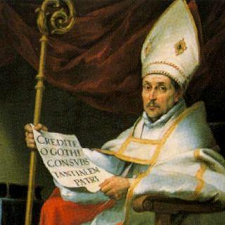 34º Domingo después de Pentecostés. Lecturas dominicales y conmemoración de San Leandro obispo de Sevilla (27/02)