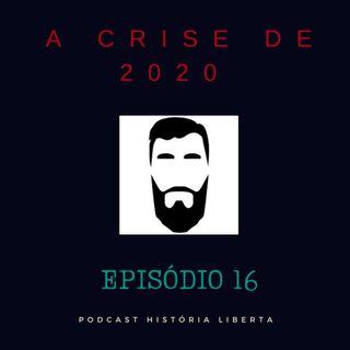 História Liberta 16 | A crise de 2020 com Humberto Matos (Saia da Matrix)