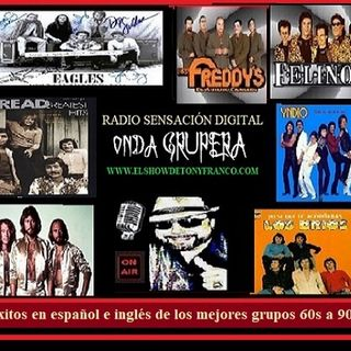 """ONDA GRUPERA"" the best groups English & Spanish"
