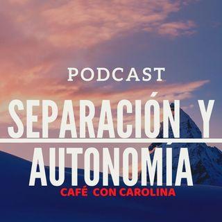 SEPARACION Y AUTONOMIA