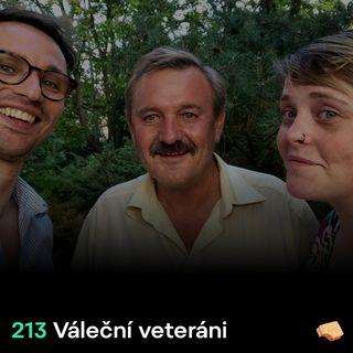 SNACK 213 Valecni veterani