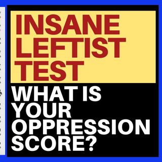 I TAKE THE INSANE INTERSECTIONALITY SCORE QUIZ