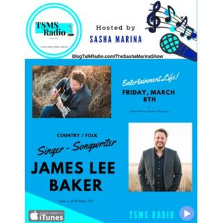 Country-Folk Musician James Lee Baker, Talks Music Career and Latest EP