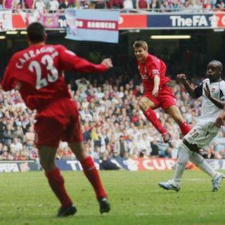 FOOTBALLER LOVE LETTERS: Steven Gerrard & Liverpool