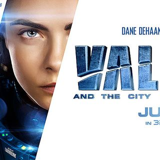Movie Review: Valerian (Spoiler Free)