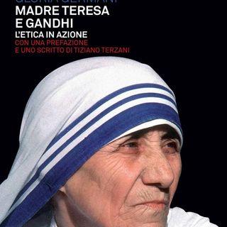 "Gloria Germani ""Madre Teresa e Gandhi"""