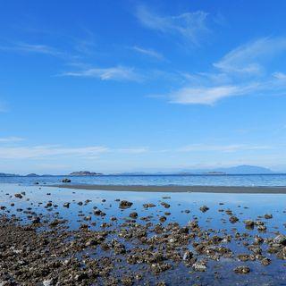 Beach Ramble on Lanza, Eulavism and Primitivism