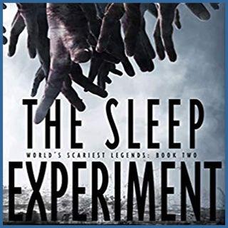 JEREMY BATES - The Sleep Experiment