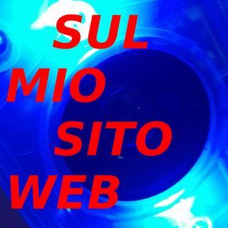 Sul mio sito web