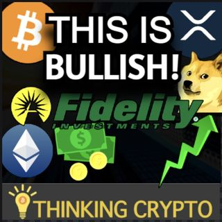 HUGE Crypto News - Fidelity Bitcoin, TikTok Ethereum, US Regulations, Polysign XRP, Mark Cuban Dogecoin