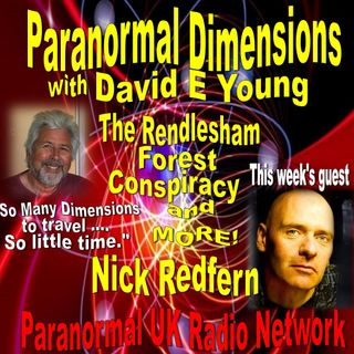Paranorma Dimensions - Nick Redfern