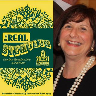 Episode 82: Sharon Letson, Executive Director-Youngstown CityScape and Planting Day