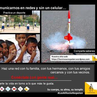 #LosNiñosSeRespetan - Otras redes