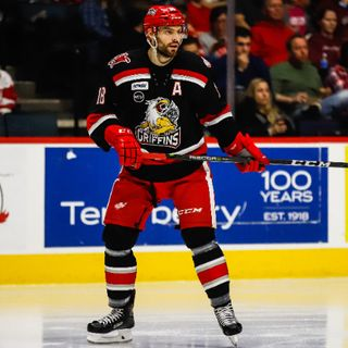 Brian Lashoff - Grand Rapids Griffins Defenseman