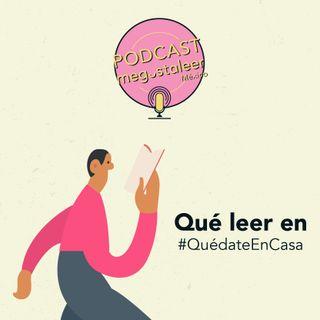 Qué leer en #QuédateEnCasa