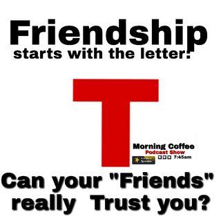 Elements of a good friend!