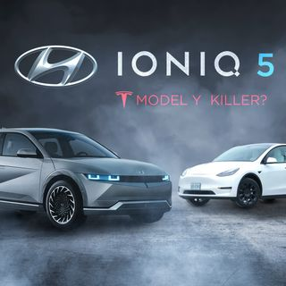 Hyundai IONIQ 5 | The Tesla Model Y Killer?