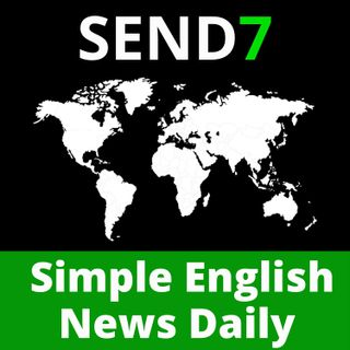 Monday 15th June 2020. World News in slow English.