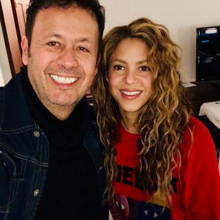Shakira Y Su Llanto.