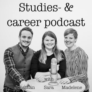Studies and career podcast