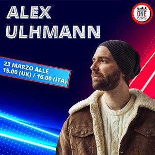 Alex Uhlmann inizia a viaggiare solo nella musica