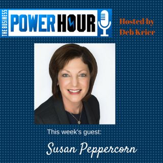 Guest: Susan Peppercorn: Positive Workplace partners