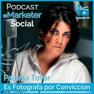 095 Paloma Tovar es fotógrafa de corazón y por convicción