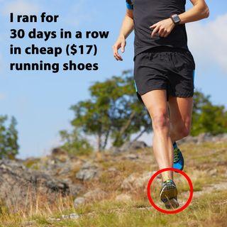 My running journey!