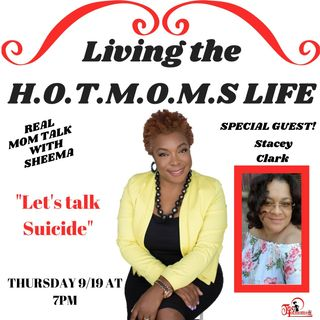 Lets Talk Suicide with Stacey Clark