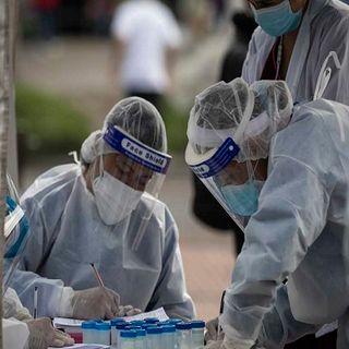 Confirman 11.048 nuevos contagios