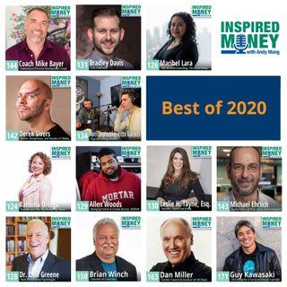 Best of Inspired Money 2020