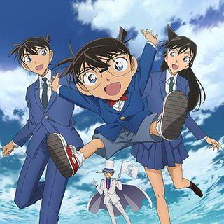 "RADIO GIAFFY - 13/05/19 ""Detective Conan"" (1di4)"