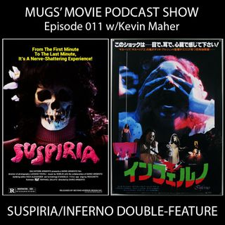 MMPS011-SUSPIRIA INFERNO DOUBLE-FEATURE
