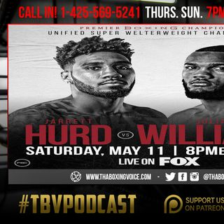 ☎️Jarrett Hurd vs Julian Williams🔥Callum Smith vs Canelo🤯Fury/Whyte😳& More🔥