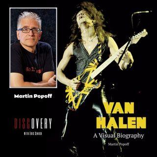 "Episode 102 | ""Van Halen: A Visual Biography"" w/ Author Martin Popoff"