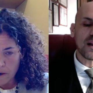 """Valentina Alberta intervista Ladislao Massari """"Il FUORI e il DENTRO"""""""