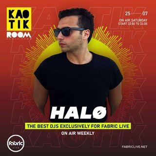 HALØ - KAOTIK ROOM EP. 017