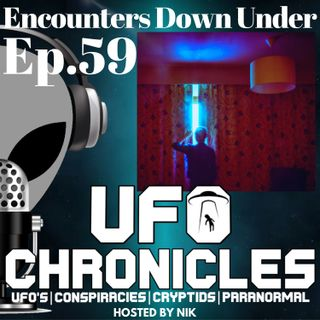 Ep.59 Encounters Down Under