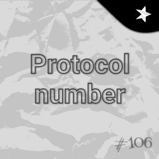 Protocol number (#106)