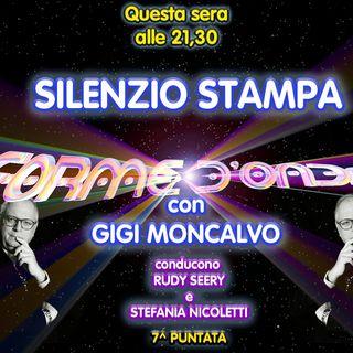 """Forme d'Onda - """"Silenzio Stampa"""" di Gigi Moncalvo - 10/12/2020"""