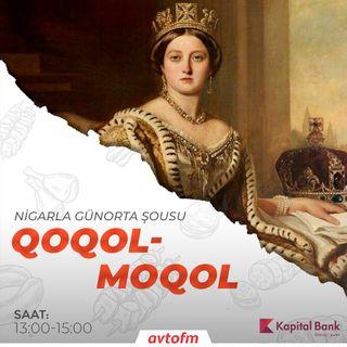 Kraliça Viktoriyanın ən sevdiyi yeməklər | Qoqol-moqol #39