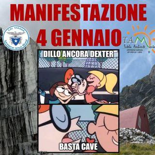 Speciale VerticalNews: aggiornamenti sull'apertura di cave nelle Alpi Apuane