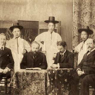 Missionaries and Diplomats: A History of the Royal Asiatic Society in Korea
