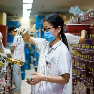 Puntata #17 - 2 giugno 2018 - In Cina è meglio non prendersi il raffreddore