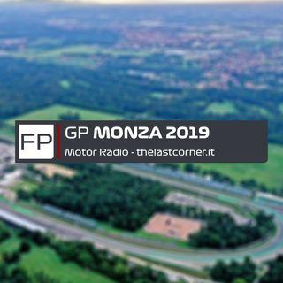 Motor Radio LIVE da Monza - Prove Libere