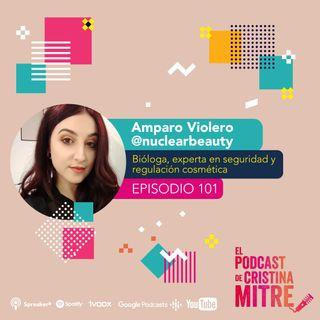 (Des)información cosmética en internet y en redes sociales con Amparo Violero