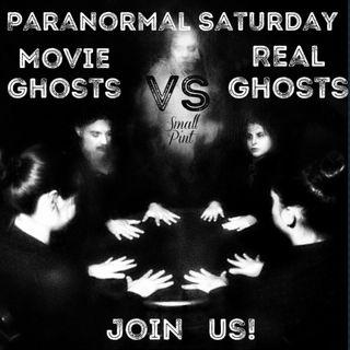 Movie ghost vs real ghost