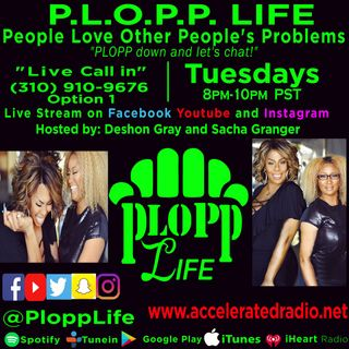 "P.L.O.P.P. Life Show #2 ""Warning Signs: Not Just For Traffic"" 3/12/19 *Flyboy Wizdom*"