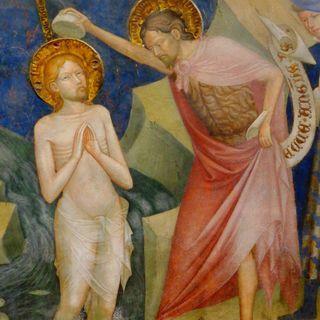 Battesimo di Gesù (Mt 3,13-17) DOMENICA 12 GENNAIO