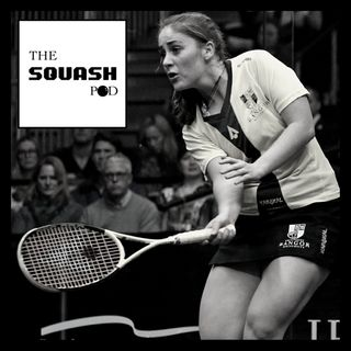 The Squash Pod chats with Tesni Evans